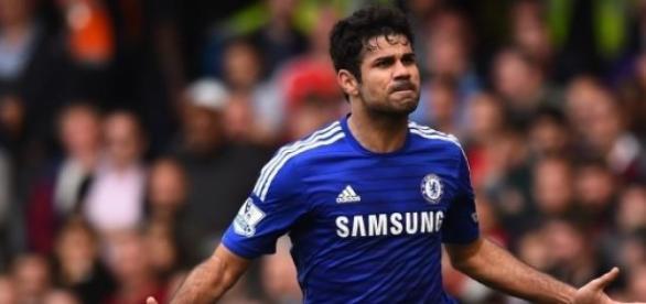 Diego Costa vai voltar a parar duas semanas