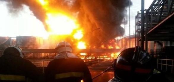 Incêndio na empresa Ultracargo em Santos aumenta