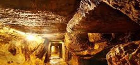 Oras subteran descoperit in Cappadocia