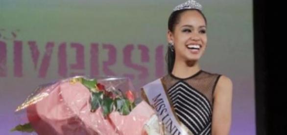 Wird Ariana Miyamoto die neue Miss Universe?