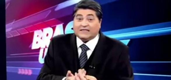 Datena pede demissão da TV Bandeirantes