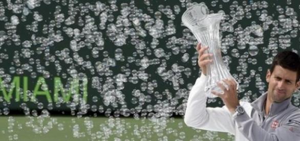 Djokovic sagrou-se penta em Miami