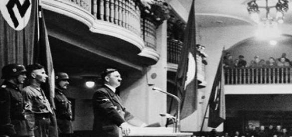 In timpul discursului In 1939, Hitler era sa moara
