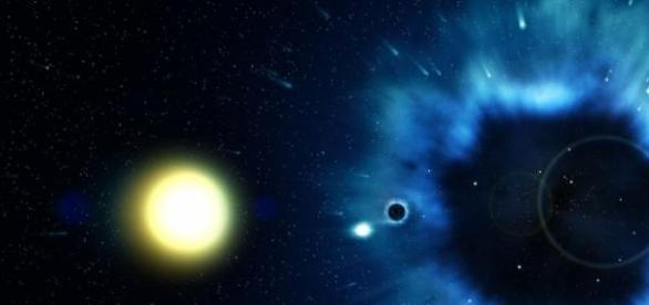 Son misteriosos objetos espaciales