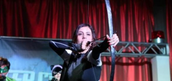Wintercon 2014 - Katniss Everdeen.