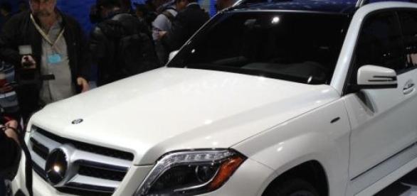 2013 Merecedes-Benz GLK-Class