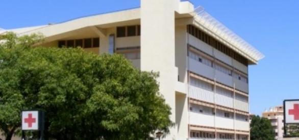 Agressora está internada no Hospital de Faro