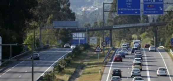 Carreteras de acceso colapsadas esta Semana Santa