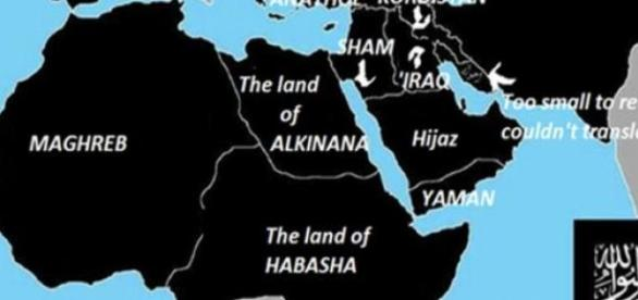 Harta Califatului Islamic va  include Romania?