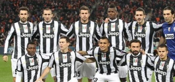 Juventus reafirma o domínio na Itália