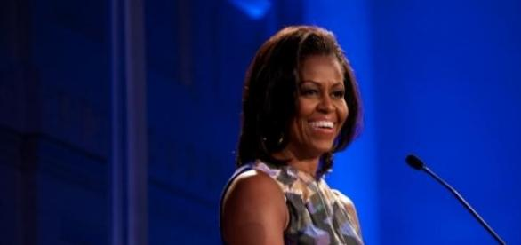 Michelle Obama walczy o zdrowie Amerykanów