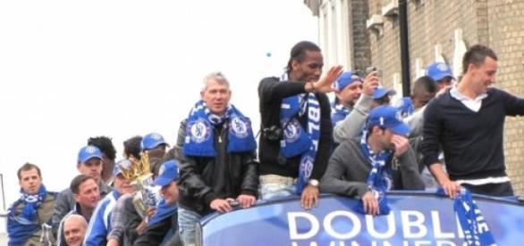 O Chelsea pode festejar mais um título inglês