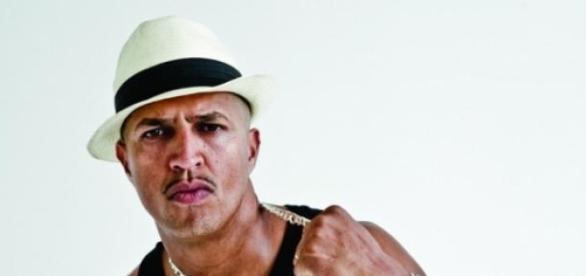 O rapper Mano Brown do Racionais MC's