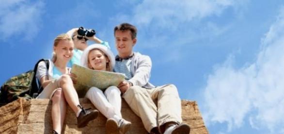Quanto mais cedo seus filhos viajarem, melhor.