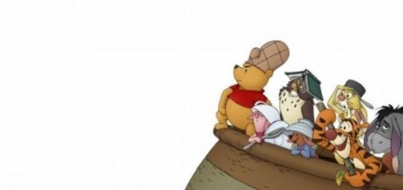 Quem não sentia carinho pelo doce urso Pooh