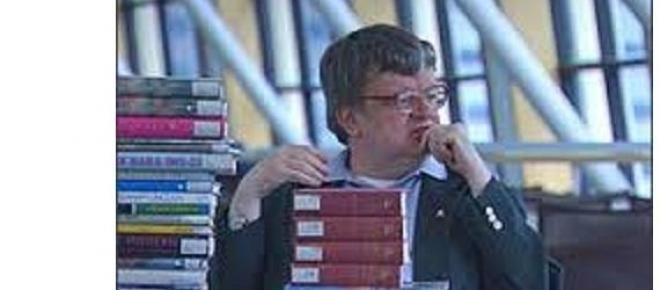 Kim Peek - stia pe dinafara 12000 de carti