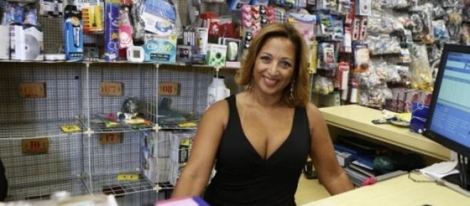 Regina Célia Batista. Foto: Junior Lago/Uol