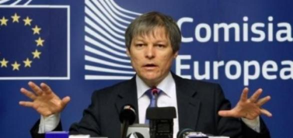 Dacian Ciolos, fost comisar european