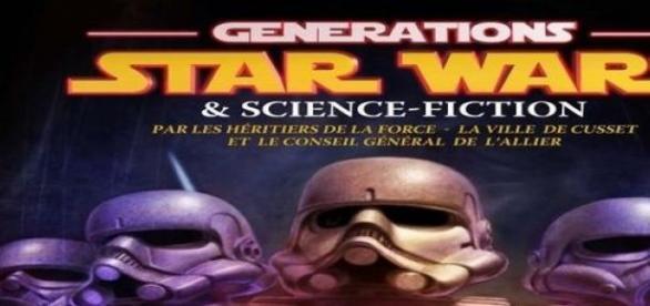 Génération Star Wars à l'Espace Chambon de Cusset.