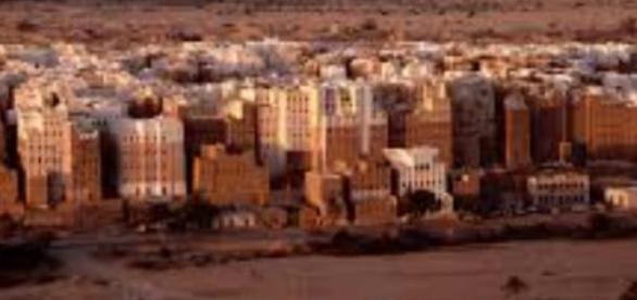 Sanaa, a capital do Iémem