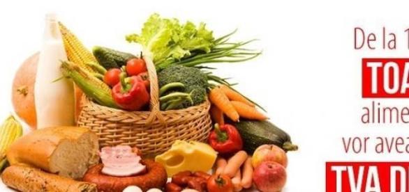 Scad preturile la alimente