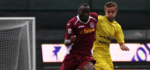 Tade a reusit golul victoriei pentru CFR Cluj