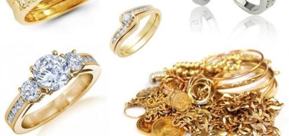tendintele in materie de bijuterii