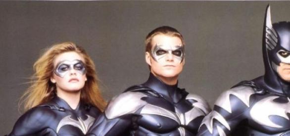 Batman & Robin - o embaraço de George Clooney