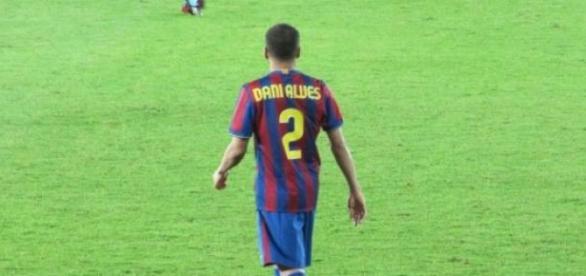 Dani Alves tiene claro su futuro.
