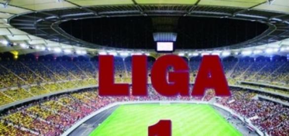 Etapa a 26-a a Ligii 1 v-a debuta vineri