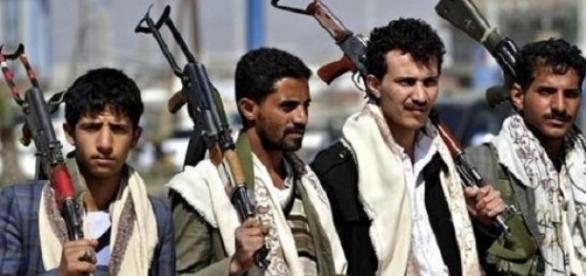 Houthis Fonte: The Guardian