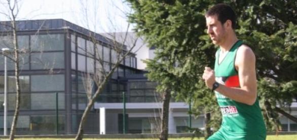 José Azevedo, campeão europeu de corta-mato