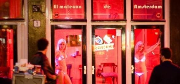 Les prostituées veulent garder leurs vitrines.