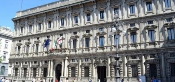 Palatul de Justitie din Milano, Italia