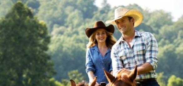 Scott Eastwood e Britt Robertson