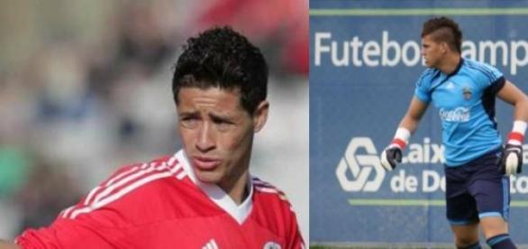 Diego Lopes e Ederson perto do regresso