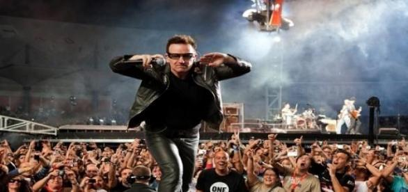Paul David Hewson, más conocido como Bono