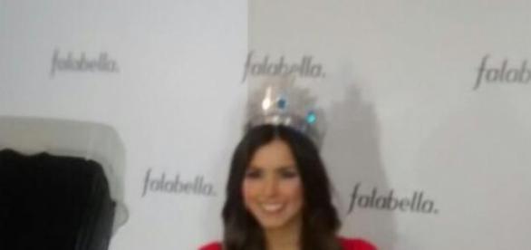 Paulina Vega,  actual Miss Universo