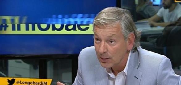 Periodista Marcelo Longobardi