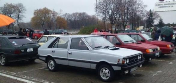 Polonez produkowany był w latach 1977 - 2002 w FSO