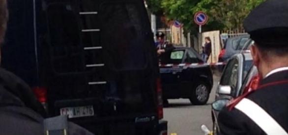 Romanca asasinata cu sange rece in Italia