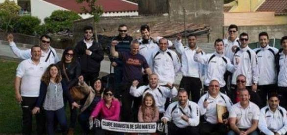 Boavista São Mateus subiu à 2ª Divisão Nacional