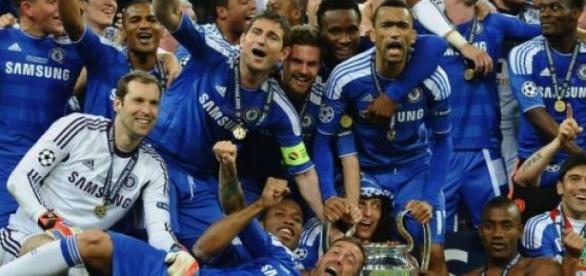 Chelsea's first Premier League title since 2010