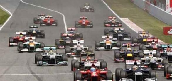 GP da Espanha, vitória de Nico Rosberg