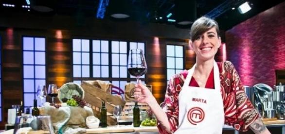 Marta foi a concorrente eliminada do MasterChef