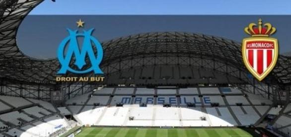 Suivez le match Marseille - AS Monaco en direct !