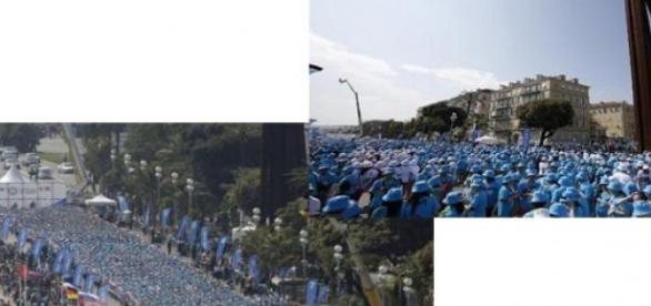 6400 empleados  invitados a un viaje turístico
