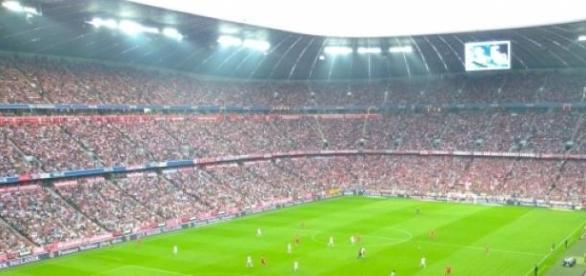 As emoções da Liga dos Campeões no Allianz Arena