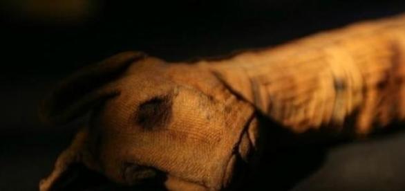 Descoperire senzaţională în mumiile egiptene