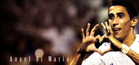 Di Maria ne joue plus trop à Old Trafford.